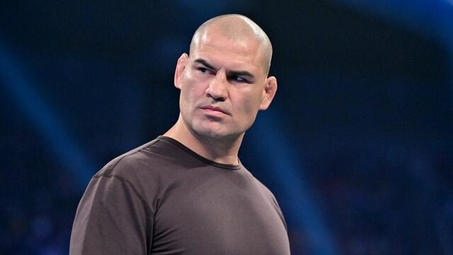 Cain Velasquez ने Royal Rumble में मैच का एलान किया