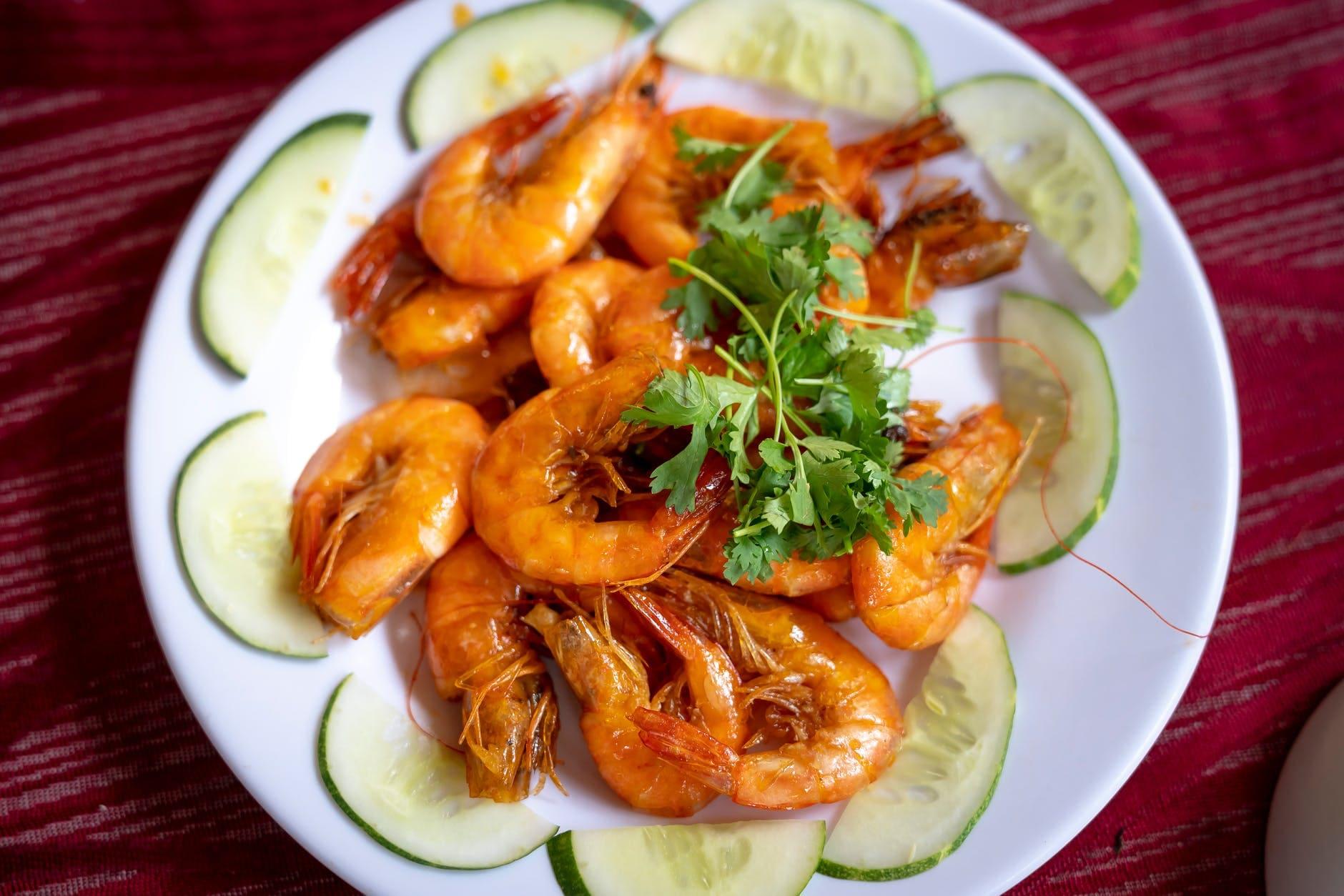 How to make a calamari salad