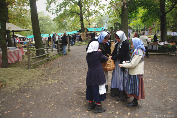 aliciasivert, alicia sivertsson, skansen, skansens höstmarknad, market, autumn, utklädd, utklädnad