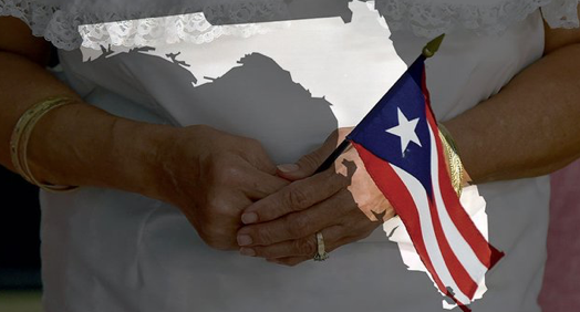 Florida races could be decided by Puerto Rican voters