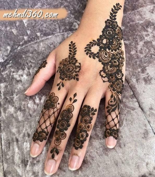 Bridal Special Mehndi Designs