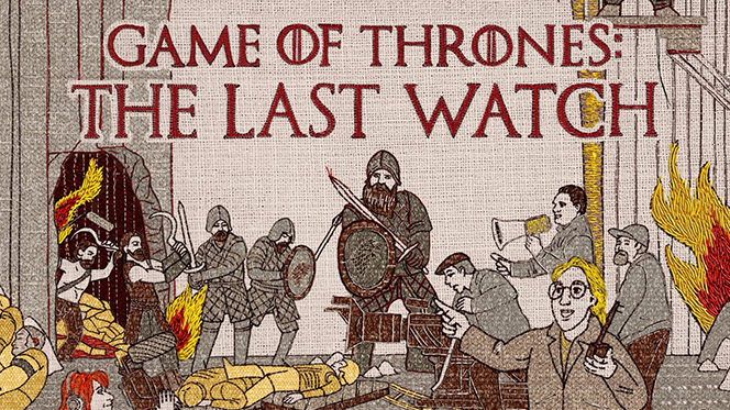 Game of Thrones: The Last Watch (2019) Web-DL 1080p y 720p Subtitulado
