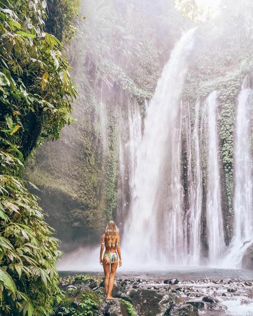 Petualangan Seru Menuju Ke Air Terjun Sendang Gile