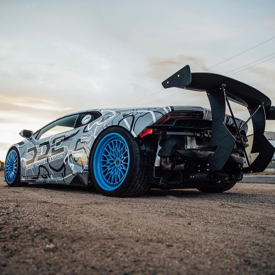 Lamborghini Huracan Performance Spyder