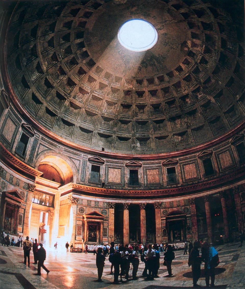 Roman Architecture: Far Future Horizons : Roman Engineering