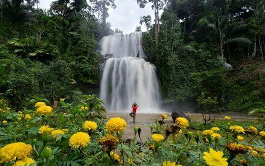Air terjun Ratu, Talang Ramban lampung