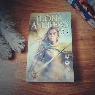 Magia kąsa - Ilona Andrews (Kate Daniels, tom I)