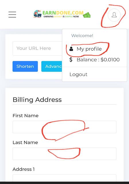 कमाए हुए पैसे Paypal मे कैसे Transfer करे