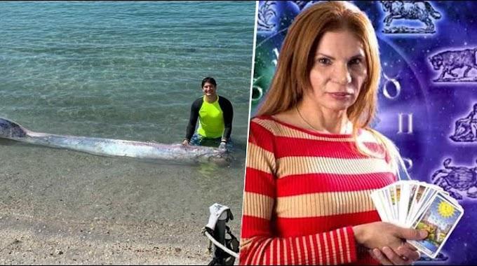 El pez que predice terremotos y tsunamis apareció en las costas de México