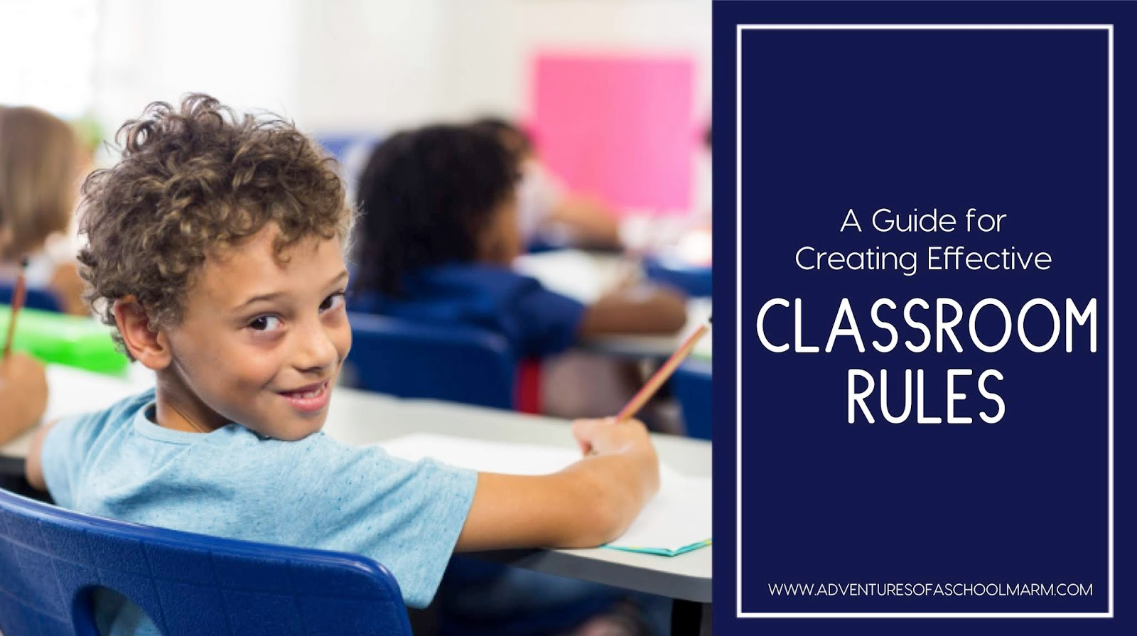 Use these tips for classroom rules to set your students up for success from day one!
