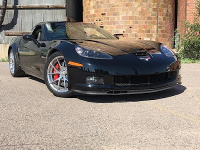 2009 Corvette Z06 at Purifoy Chevrolet in Fort Lupton