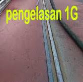 pengelasan 1G