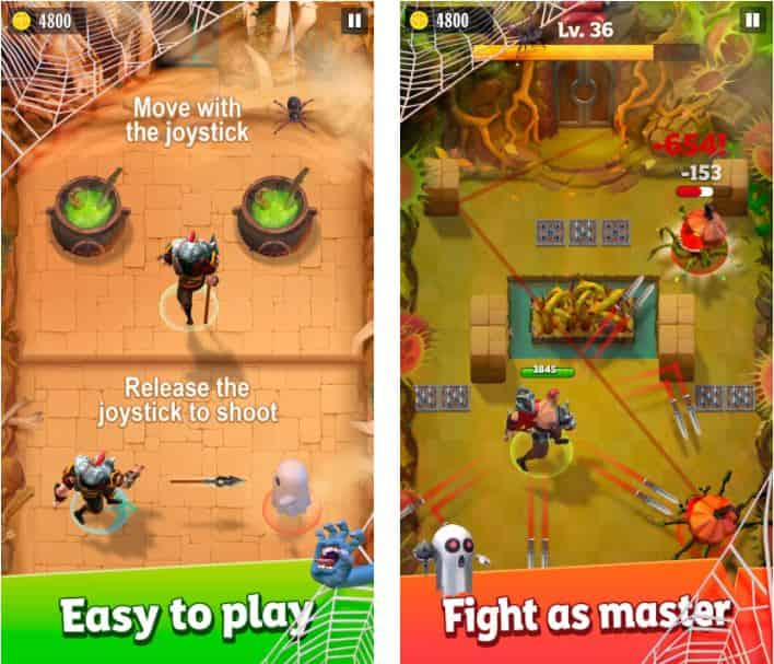 Butchero v1.75.1 MOD, God Mode - Game hành động cho điện thoại