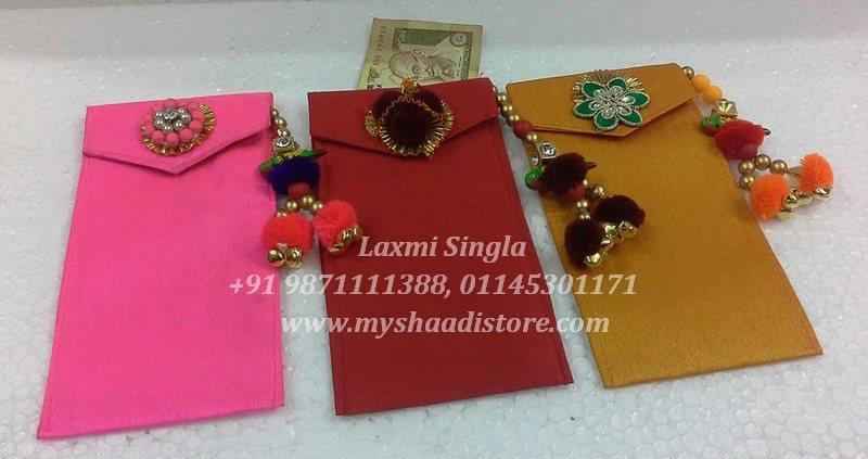 Handmade Money Envelopes Decorative For Wedding