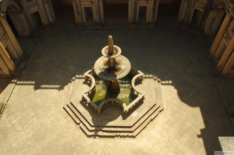Tomar Portugalia Polski Przewodnik Klasztor Chrystusa UNESCO Foto Zdjęcia Fotografie