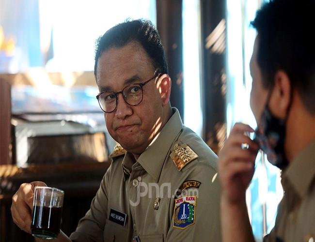 Telak! Arief Poyuono Sebut  Anies Baswedan Sudah Layak Dinonaktifkan dari Jabatan Gubernur