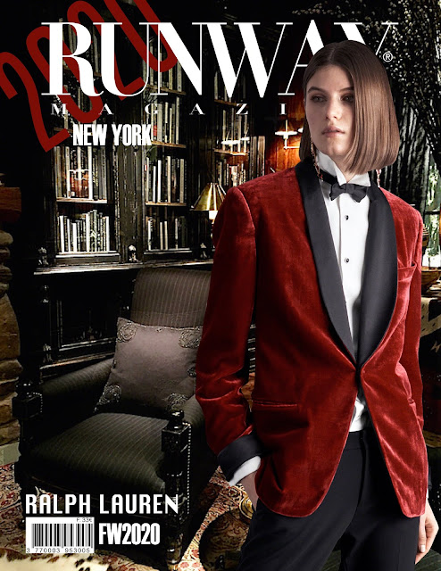 Runway Magazine 2020 New York Ralph Lauren Special