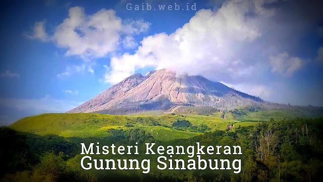 Misteri Gunung Sinabung