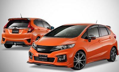 Harga dan Spesifikasi Honda Jazz Terbaru