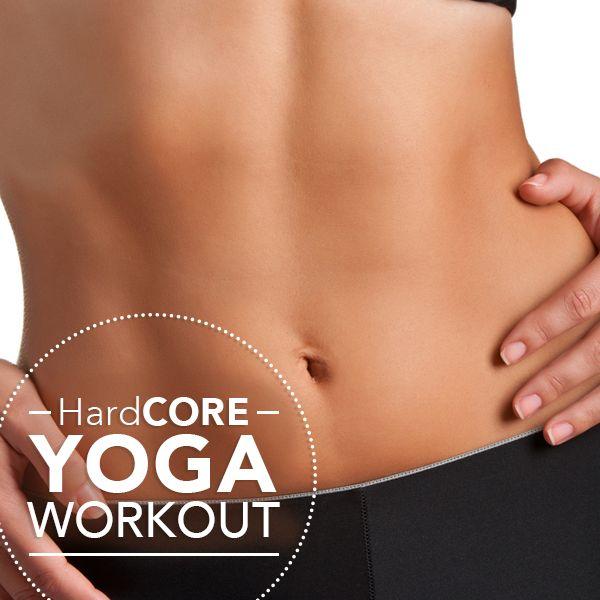 HardCORE Yoga