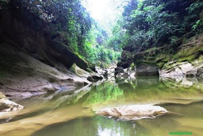 grend canyon jombang, kedung cinet
