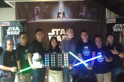 Alfamart Launching 35 Koleksi Medallion Star Wars Untuk Memanjakan Konsumennya