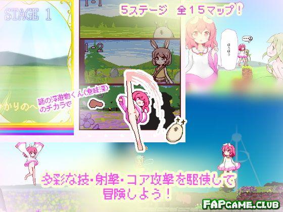 Usagi and the Dream Island ver 1.0.0a (うさぎとユメの島)