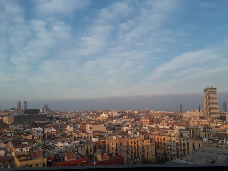 Roof top Barcelone