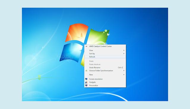 Fungsi Tombol F5 Pada Desktop Windows Komputer