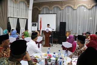Laksamana  TNI Agus Sulaeman M,Sc, Masuki Tahun Pemilu Masyarakat Harap Hati Hati Dengan Berita Hoax
