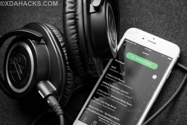spotify music pc mod