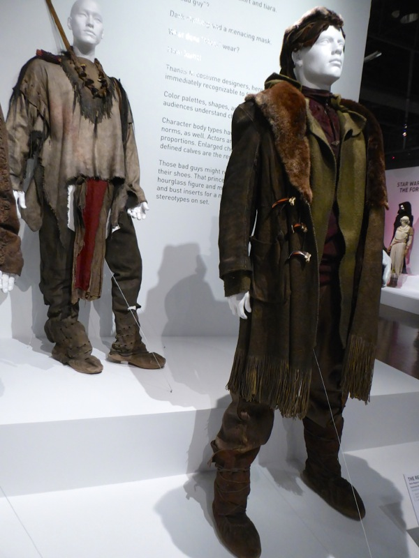 The Revenant John Fitzgerald movie costume