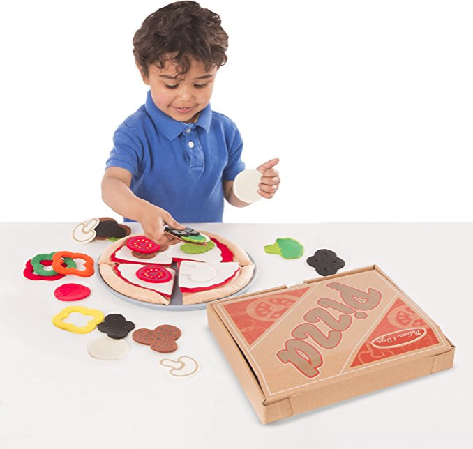Melissa and Doug Pizza Play Set