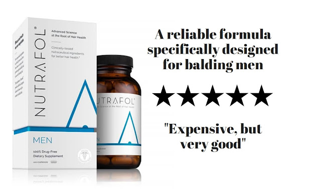 The Best Hair Growth Pills For Balding Men The Male Grooming Review