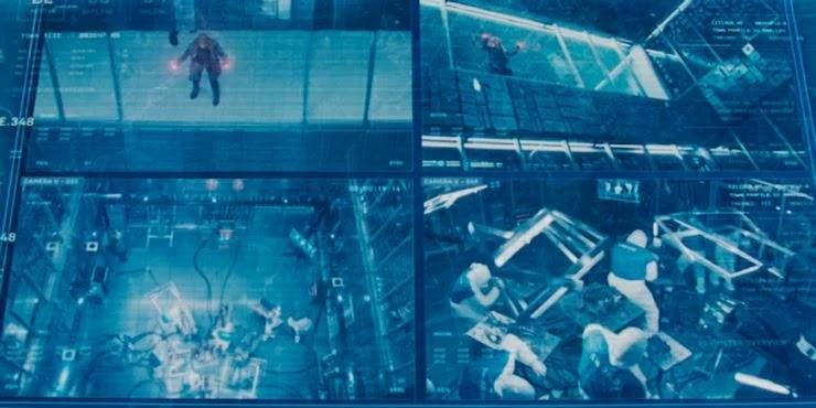 «Ванда/Вижн» (2021) - все отсылки и пасхалки в сериале Marvel. Спойлеры! - 48