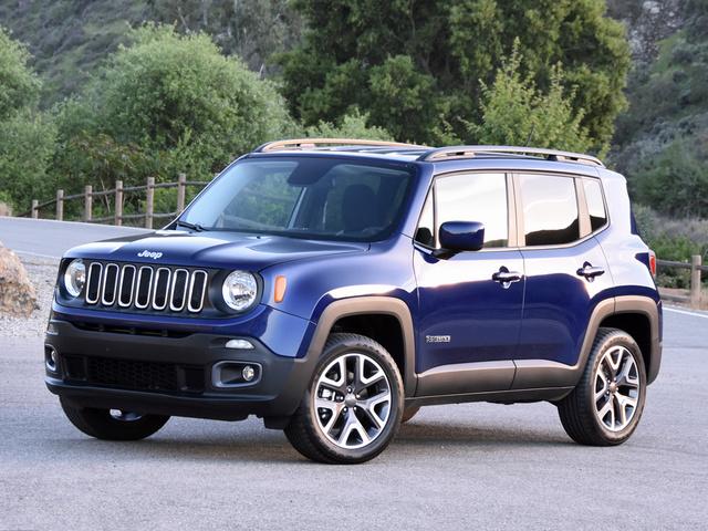 2016 Jeep Renegade Owners Manual Pdf