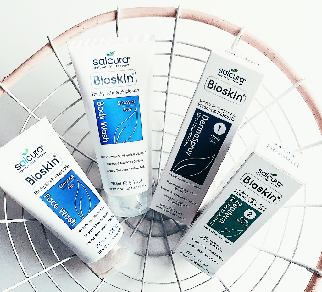 Salcura natuurlijke & vegan huidverzorging voor de droge huid