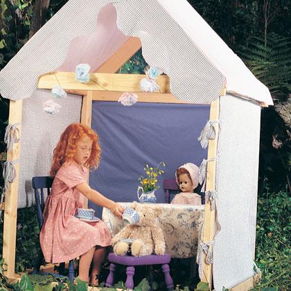 A Secret Playhouse