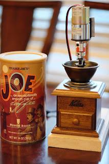 コーヒーミル電動化