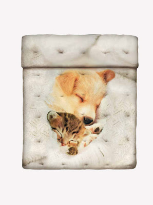 Sweet Sleep de Bassetti Imagine. Cubrecama acolchado