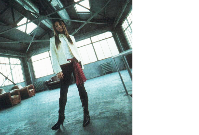 Album Review: BoA - Listen to My Heart | Album image scan courtesy of jpopcdcovers.wordpress.com | Random J Pop
