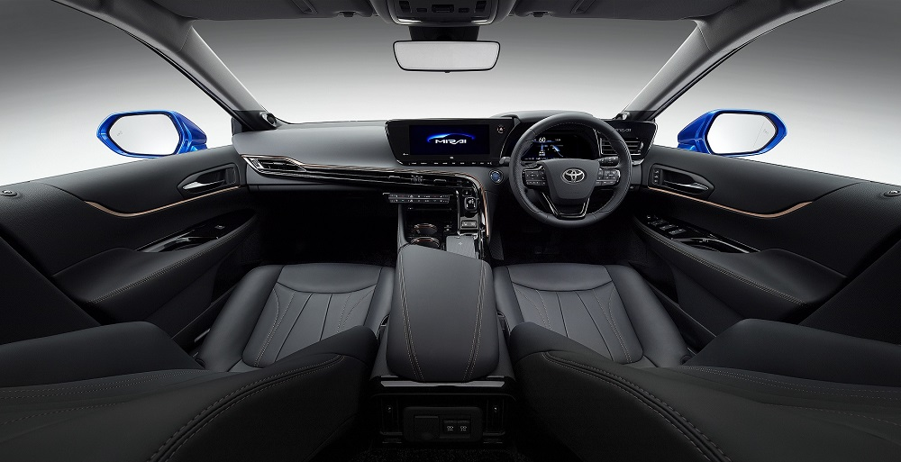 Toyota Mirai thế hệ mới sẽ ra mắt tại Tokyo Motor Show 2019