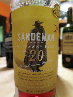 Sandeman 20-Year-Old Tawny Port (91+ pts)