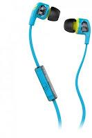 Skullcandy S2PGFY-327 Smokin' Buds 2 In-Ear Headphones with Mic