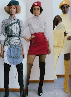 Thebe Magugu collection
