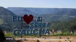 Mirante da Serra, Itati, RS