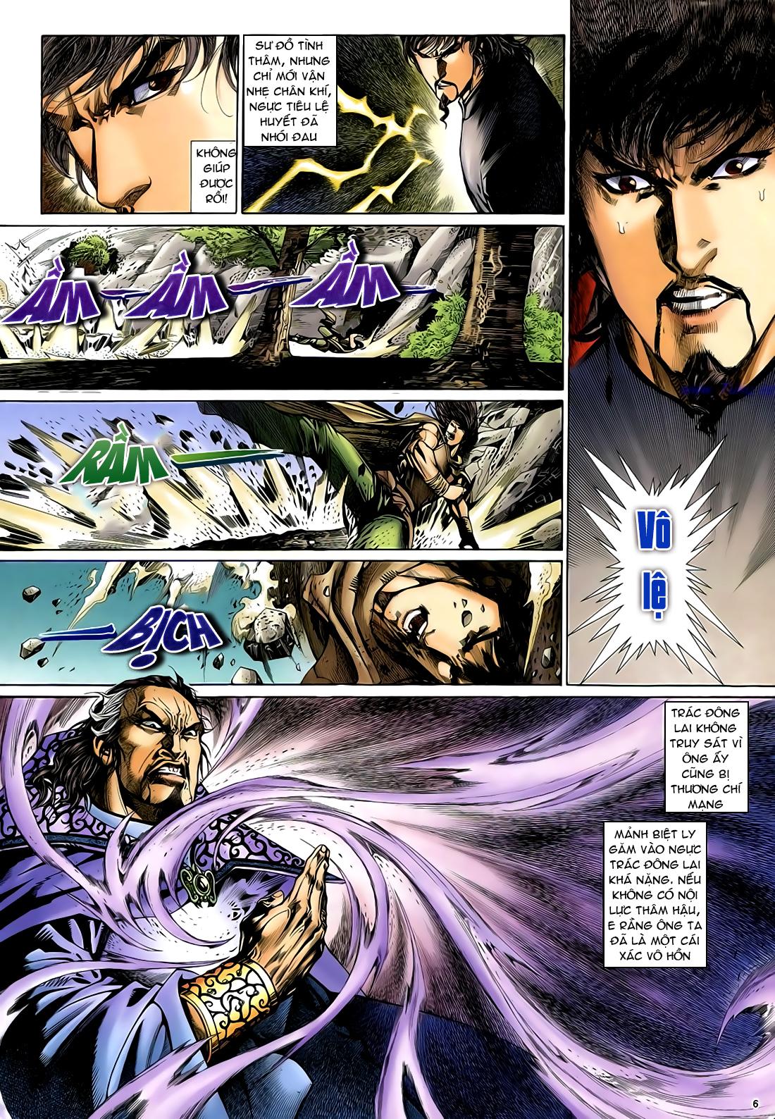 Anh hùng vô lệ Chap 29 trang 7