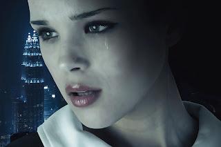 cute sad girl whatsapp dp hd image