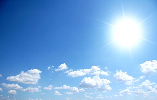 Primeiro dia do mês de junho será ensolarado e quente em Rondônia