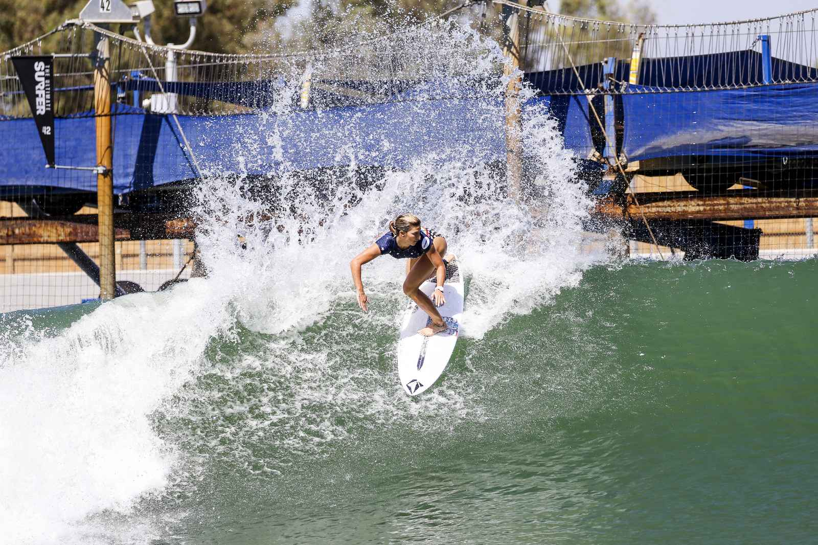 Take The First Look At Surfing s Return As Teams Prepare To Rumble w Kelly Slater Kanoa Igarashi